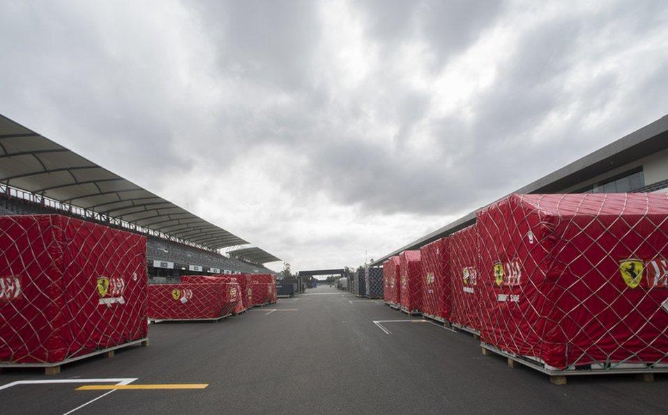 Escuderías de #Fórmula1 aterrizan en México para el Gran Premio https://mile.io/2VX2z8R