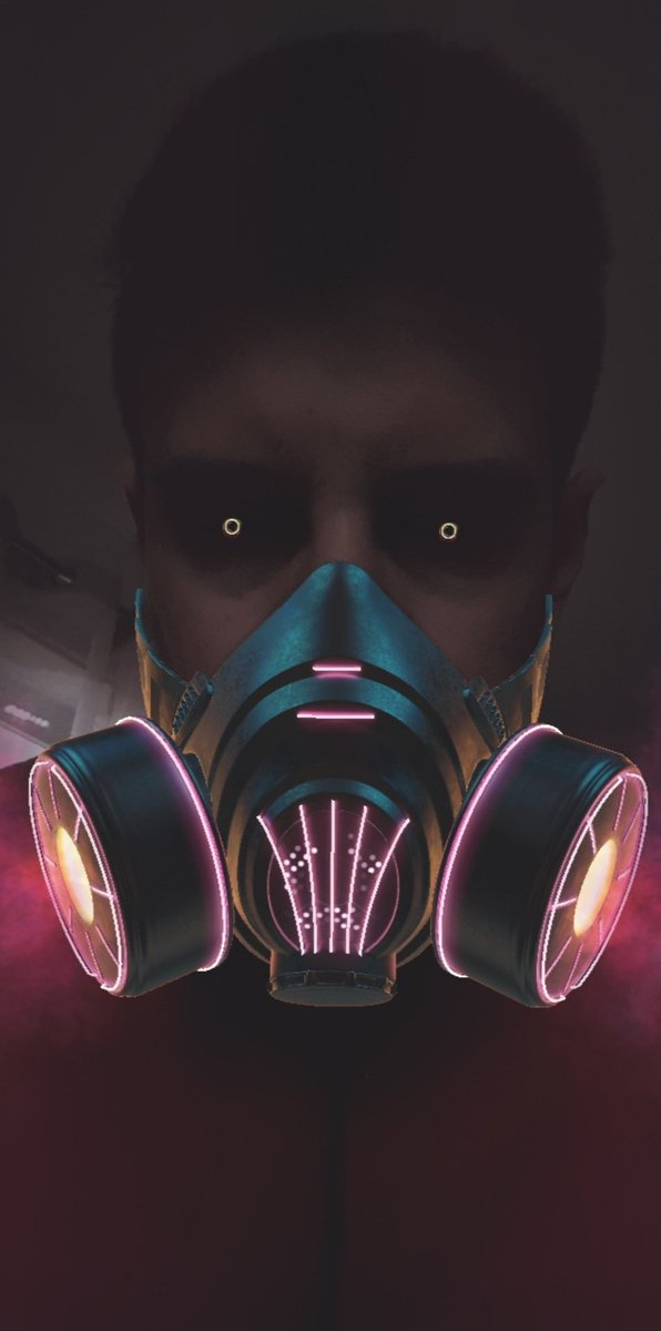 @CyberpunkGame I'm ready #Cyberpunk2077 #snapchatfilter