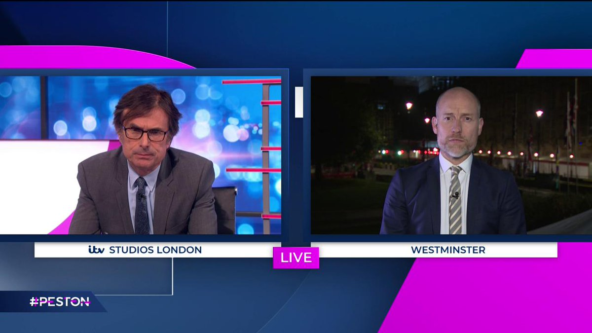 """""""A tragedy… a massive loss to our movement"""" .@SKinnock comments on Louise Ellman's resignation from the Labour Party, following her criticisms of Jeremy Corbyn's record on Antisemitism. #Peston"""