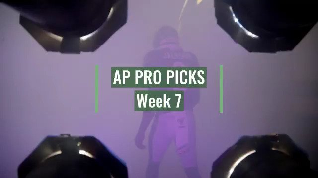 Pro Football Writer @TeresaMWalker picks tonight's Chiefs-Broncos matchup and the rest of this week's games.Full story: http://apne.ws/EYINLZR#NFL100