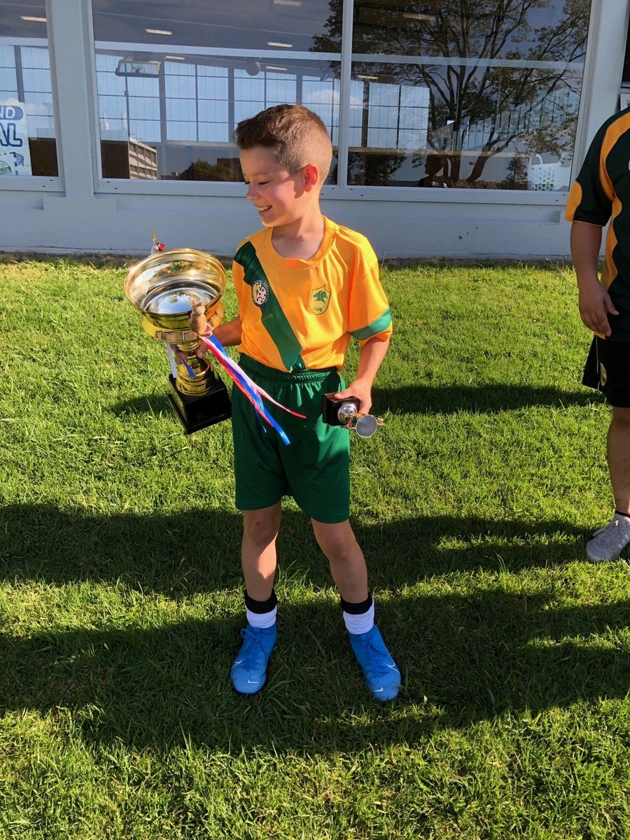 One of our students, Robbie, has been in NZ representing Australia in the u10s Futsal team. Congrats to Robbie on this incredible achievement!