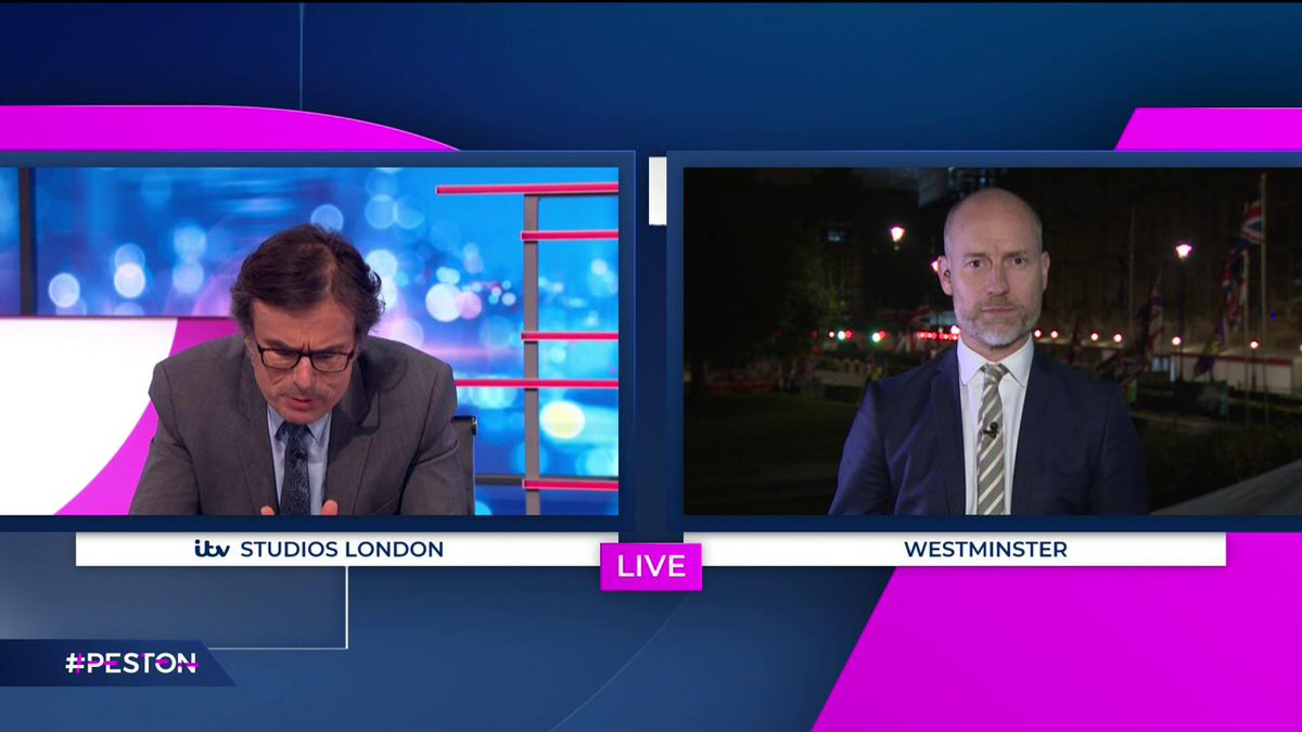 .@SKinnock says he will back any Brexit deal that fulfils Level Playing Field Commitments to the environment and workers' rights. #Peston