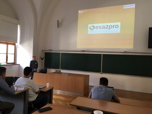 exa2pro_h2020 photo
