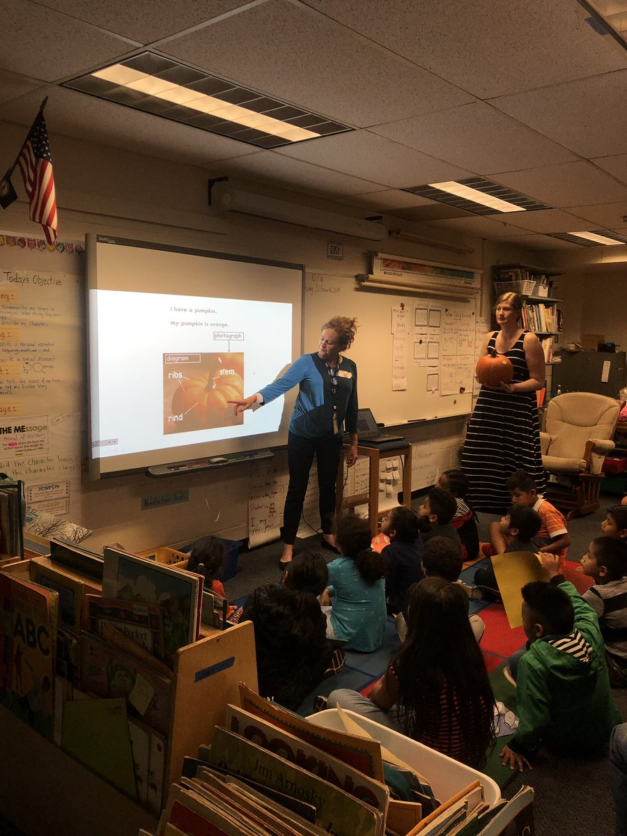 Reading a Nonfiction pumpkin book and singing a pumpkin song! And we got to touch the inside of a pumpkin! <a target='_blank' href='http://twitter.com/longbranch_es'>@longbranch_es</a> <a target='_blank' href='http://twitter.com/marthamp268'>@marthamp268</a> <a target='_blank' href='http://twitter.com/LionPrideVPI'>@LionPrideVPI</a> <a target='_blank' href='https://t.co/ujhjtD3Wqq'>https://t.co/ujhjtD3Wqq</a>