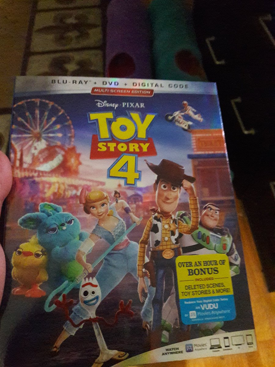 Now I can finally watch this. Just didn't have a chance to go when it was in theaters