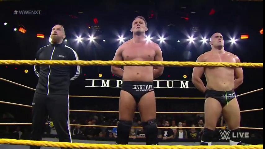 @WWENXT's photo on Imperium