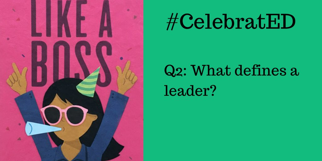 Question 2 #CelebratED 🥳