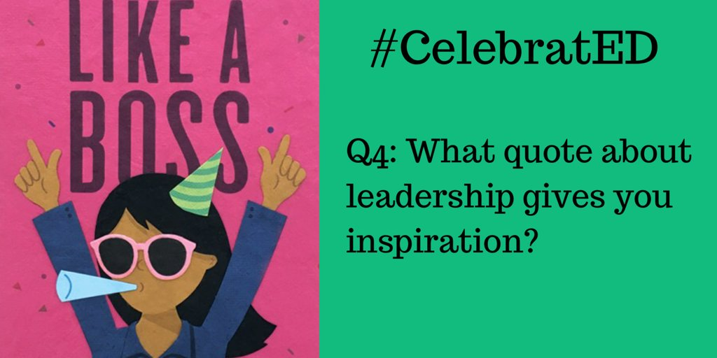 Question 4 #CelebratED 🥳