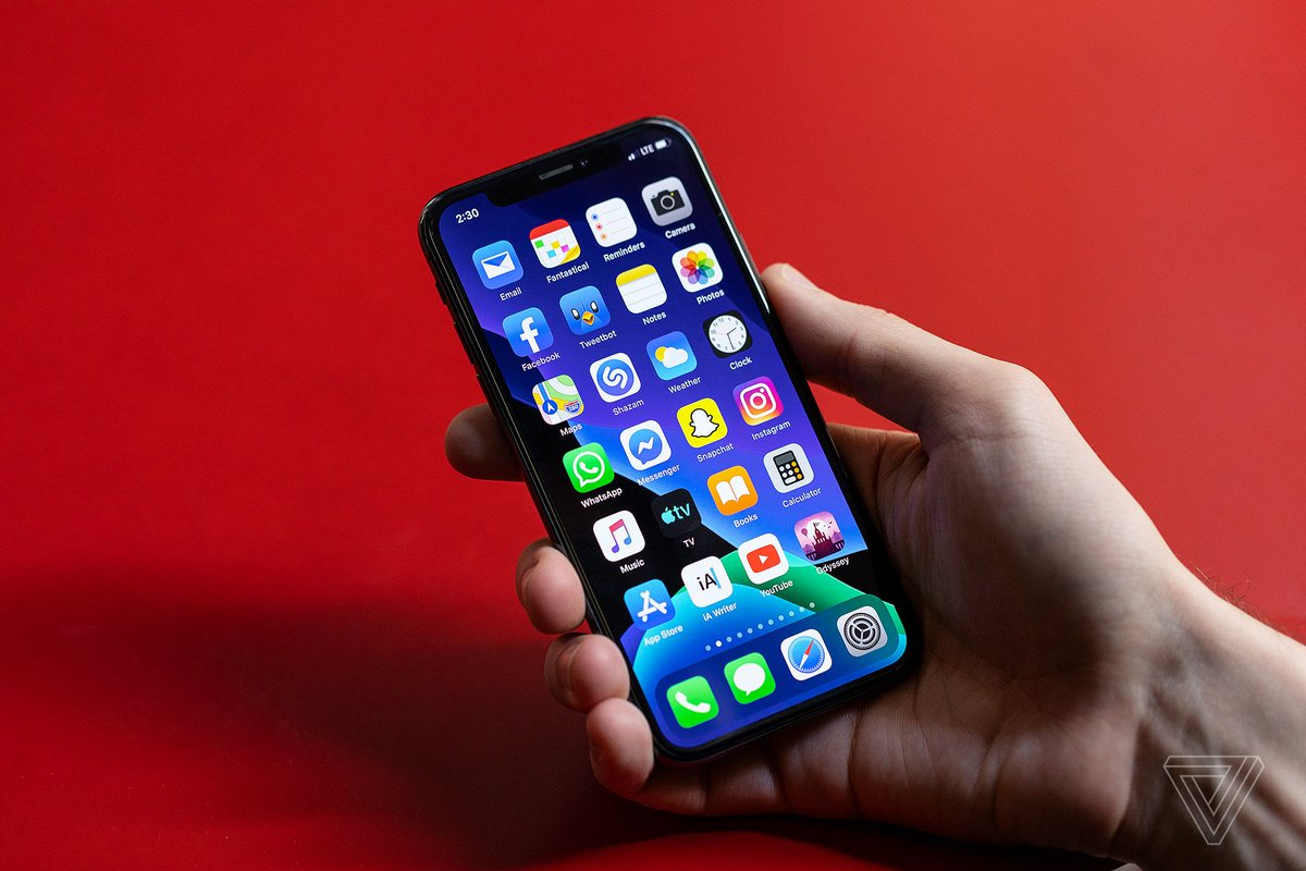 Apple's iOS 13 is running on 50 percent of all iPhones after three weeks
