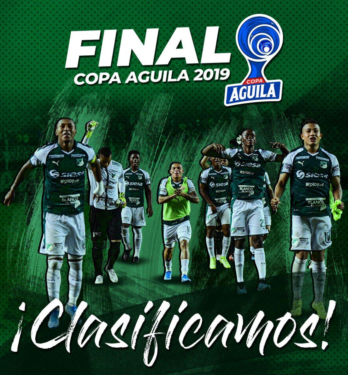 #CopaAguila  💚