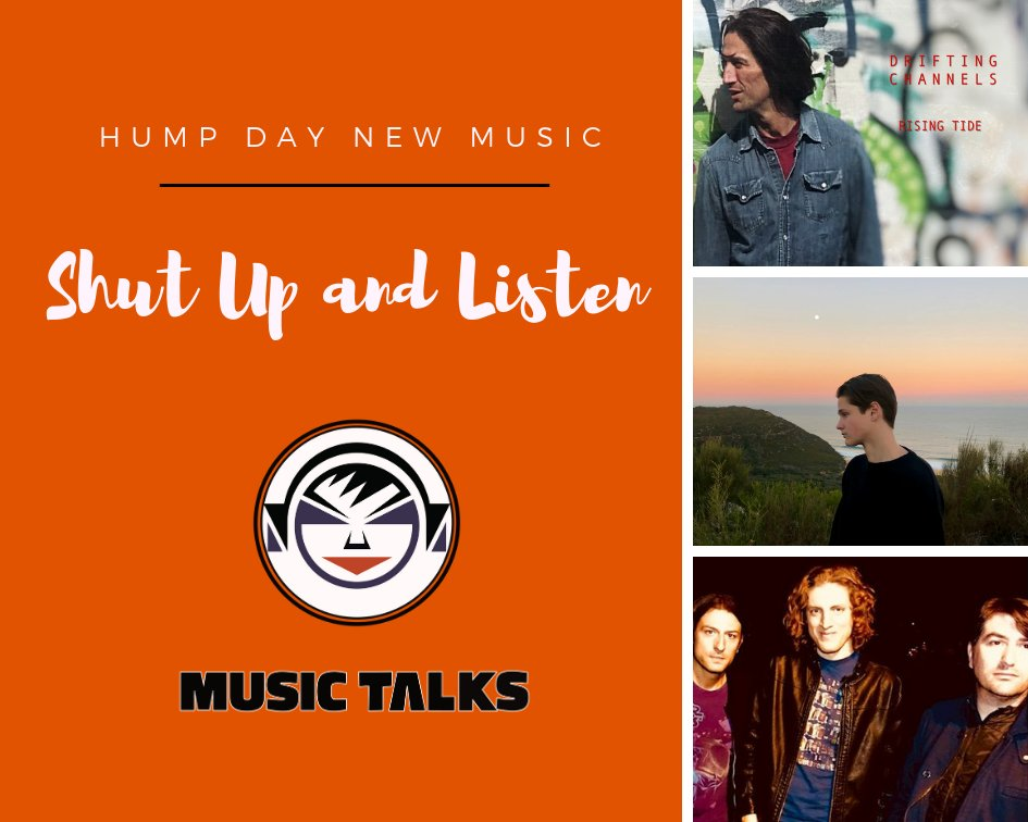 Your Humpday Music is now up to cater for your #HumpDayVibes #NewMusic @Elizabethe2nd Hugo Basclain & Drifting Channels  👉🏼http://bit.ly/31LMo0v  👈🏼@GuySebastian @Dittomusic
