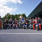 Image for the Tweet beginning: With MotoGP in Japan this