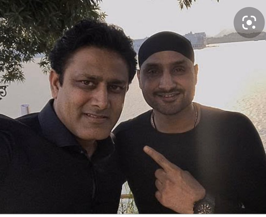 Greatest spinner ever played the game.. biggest match winner for india.. happy birthday @anilkumble1074 my bowling partner and guru 🙏