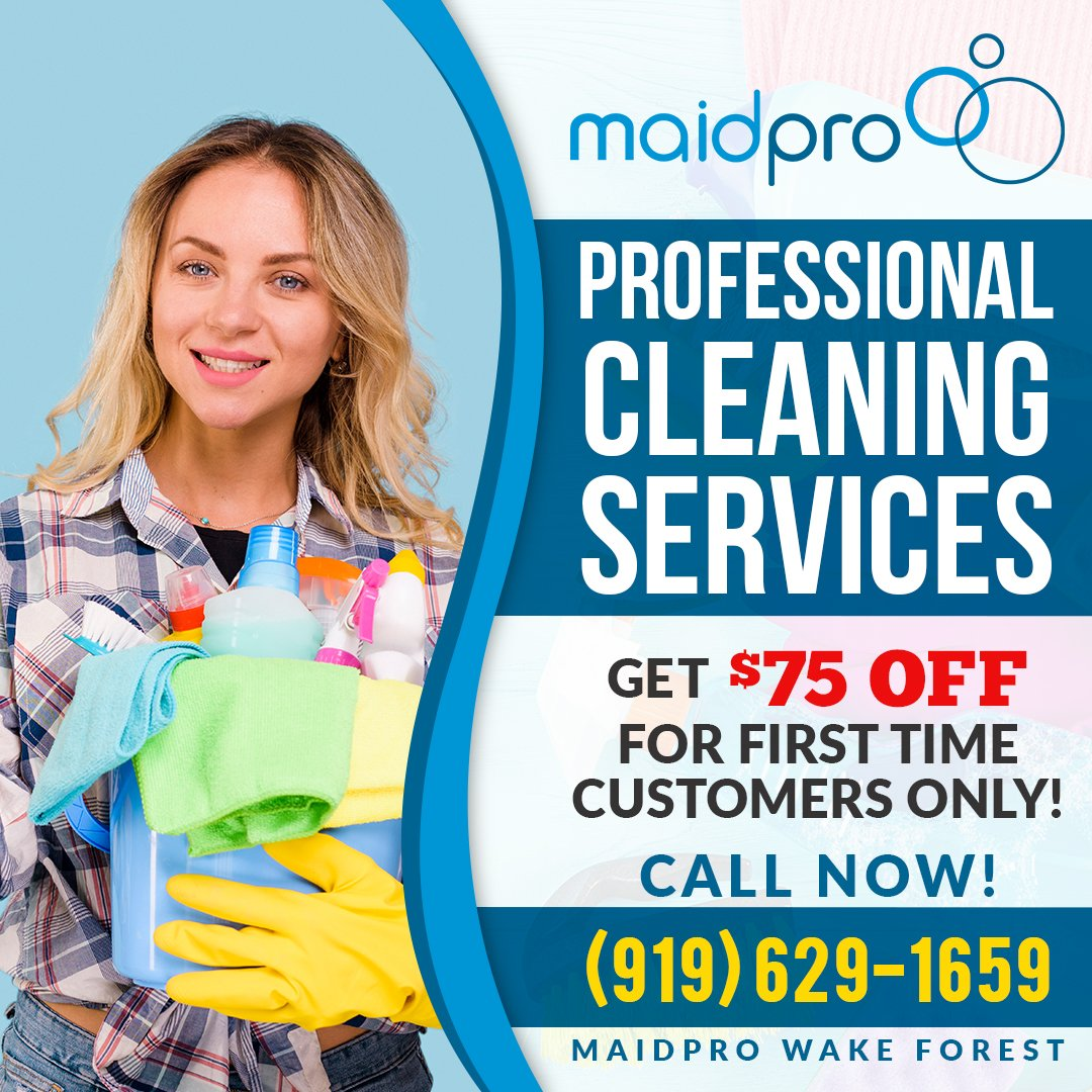 cleaning services in raleigh