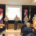 Image for the Tweet beginning: #LASD Cerritos Sheriff's Station #TownHall