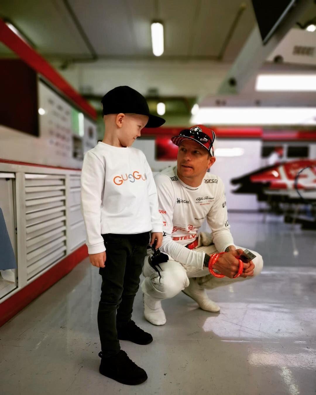Happy 40th Birthday Kimi Raikkonen!!