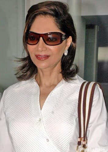 HAPPY BIRTHDAY, SIMI GAREWAL Who Turned 72 Today.