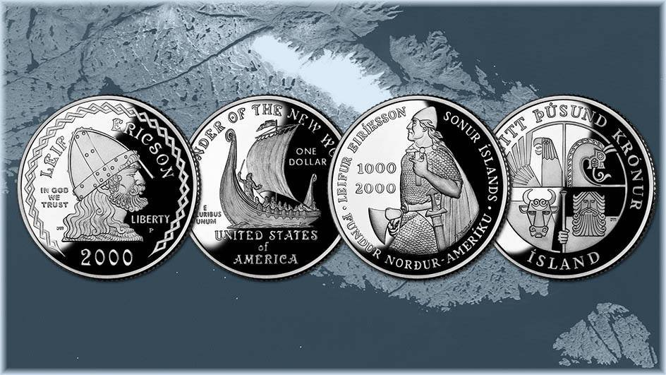 #OnThisDayInHistory October 9 = #LeifEriksonDay honors viking explorer Leif Erikson. He is believed to be the first recorded Nordic person to have visited North America https://www.facebook.com/CentralFloridaCoinClub/posts/717924642045898…