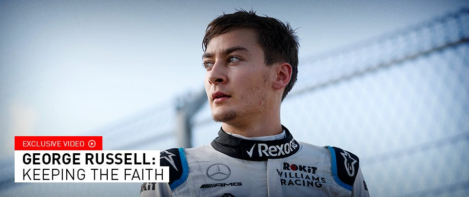 EXCLUSIVE VIDEO  @GeorgeRussell63 is no doubt a star of the future.  But, the Brit is on-course for an embarrassing stat.  #Formula1 #F1 #Formule1 #News #Motorsport #Sport #MexicoGP🇲🇽  Watch the clip here: http://theinsideline.com/story/f1-2019-video-feature-george-russell-keeping-the-faith …