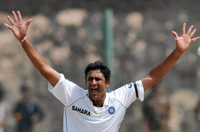 Happy Birthday Legend Anil Kumble