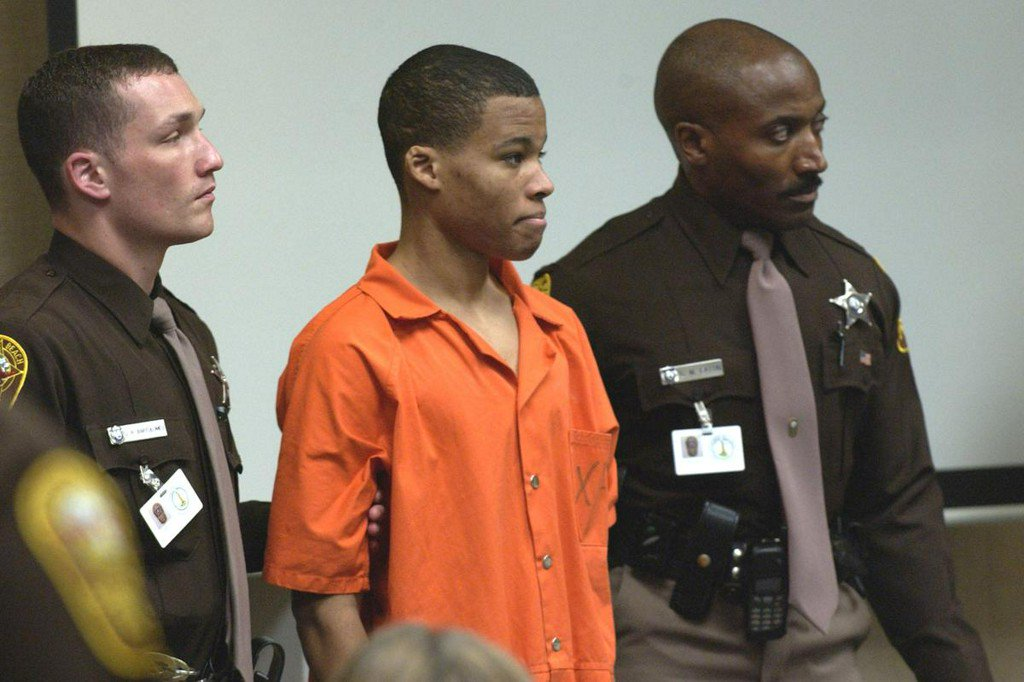 U.S. Supreme Court wrestles over 'D.C. Sniper' life sentence appeal https://reut.rs/31kPKpG