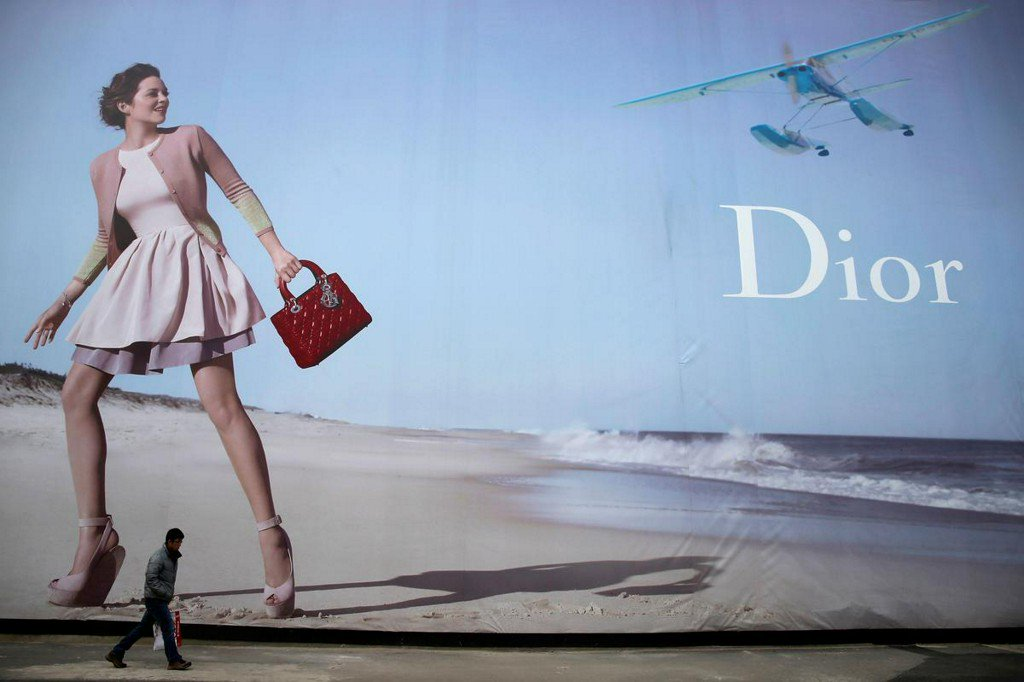 Christian Dior criticized over China map, apologizes, upholds 'one China' https://reut.rs/2VKraNY