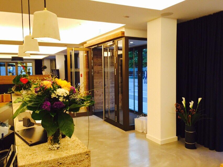 Vi Vadi Hotels Munichs Tweet Guten Morgen Ihr Lieben