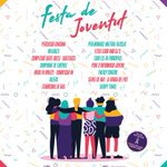 Image for the Tweet beginning: Festa de Joventut 🎉🎉🎉⠀ ⠀ 🛹🥁🎮🤹‍♂️🎭🎼⠀ Inflables, Skate,