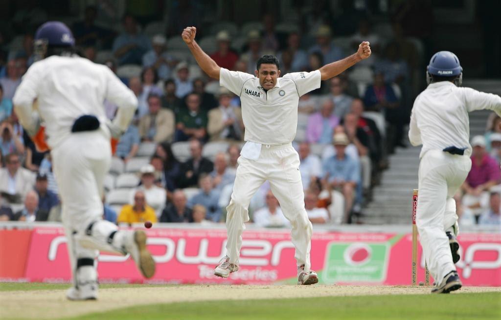 Happy birthday Anil Kumble!  6  1  9  Test wickets 3  3  7  ODI wickets