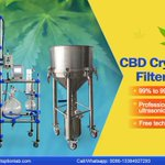 How to high purity cbd oil?  By molecular distillation equipment to get cbd distillate, through recrystallization filtration process to get high purity cbd oil.  #filters#hempoil#cbdindustry#filtration#cbdoil#hemp#cannabis#cbdextract#cannabiscanada#cannabisoil