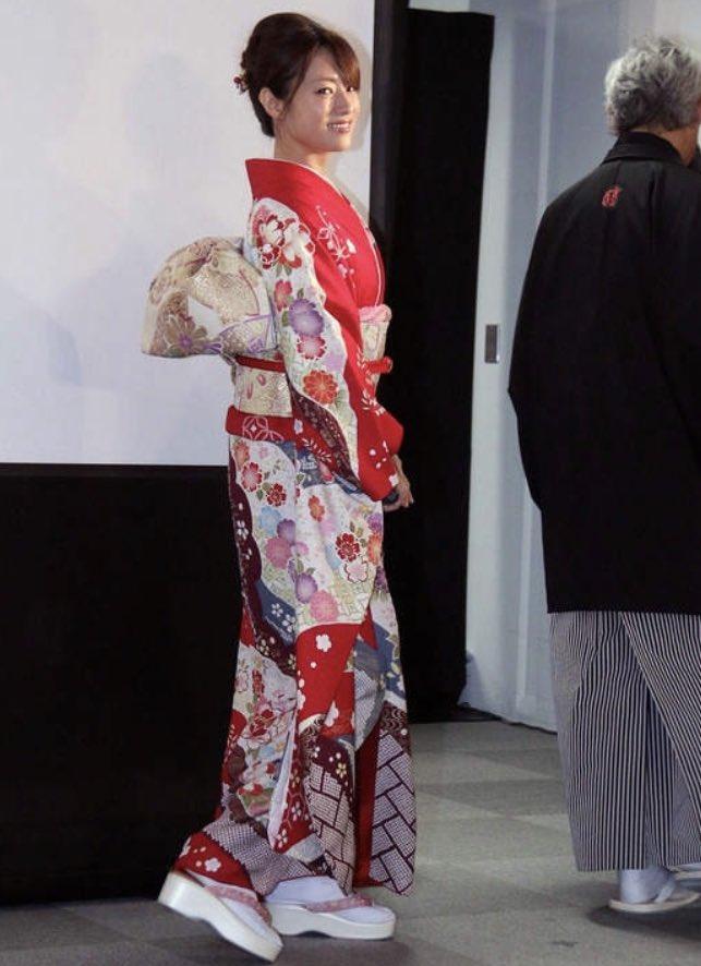 深田恭子 着物 画像・写真 | 蔵之介、着物姿の深キョンにメロメロ「ますます ...