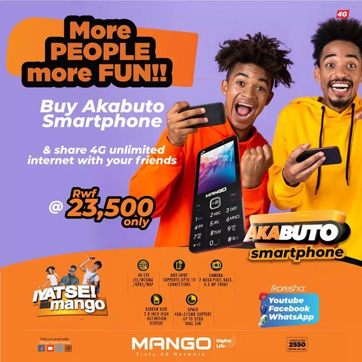 Mango Telecom Rwanda on Twitter: