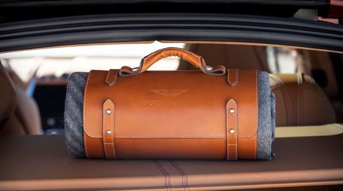 NEWS: Aston Martin DBX accessories…