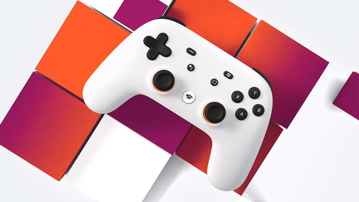 At launch, the Google Stadia Wireless Controller will only be wireless when played on a Chromecast. http://bit.ly/32pzG7k