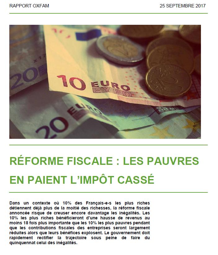 Dès 2017, Oxfam sonnait l'alerte sur le risque d'un quinquennat des #inégalités à cause de la politique fiscale d'Emmanuel Macron. Nous y sommes : l'@InseeFr révèle que la France connait sa plus forte progression des #inégalités depuis 2010 et que la #pauvreté regagne du terrain.