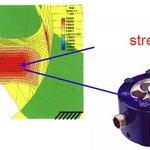 Image for the Tweet beginning: Strain gauge sensors such as
