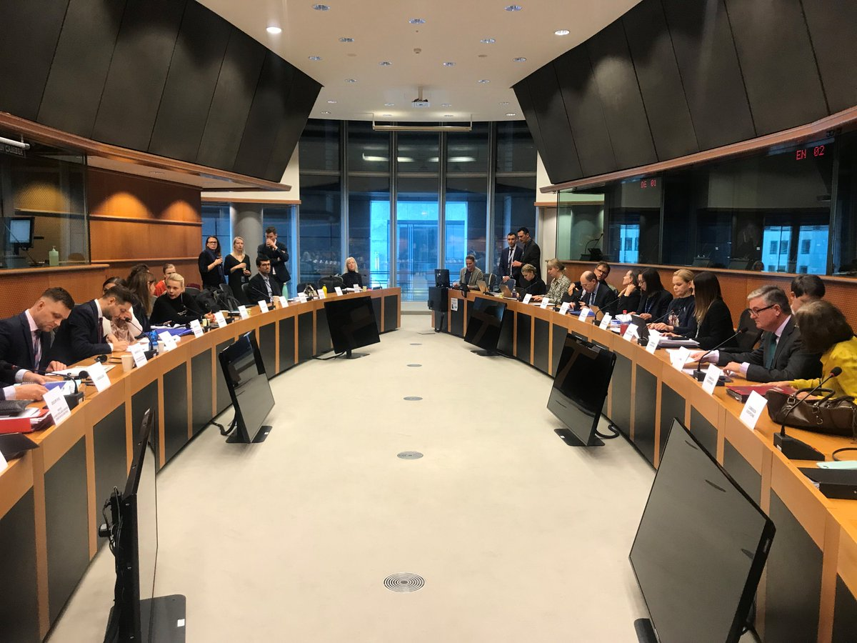 Negotiations started with the European Parliament and the Council on tackling illegal terrorist content online. Should not allow jihadis or right wing extremists to misuse the internet to spread their message of violence.