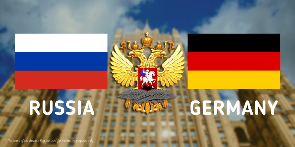 On October 16, Deputy Foreign Minister received Ambassador Designate of #Germany to #Russia. The officials discussed European stability with emphasis on de-escalating tensions, confidence-building measures and arms control. 🔗 bit.ly/35AMgmt