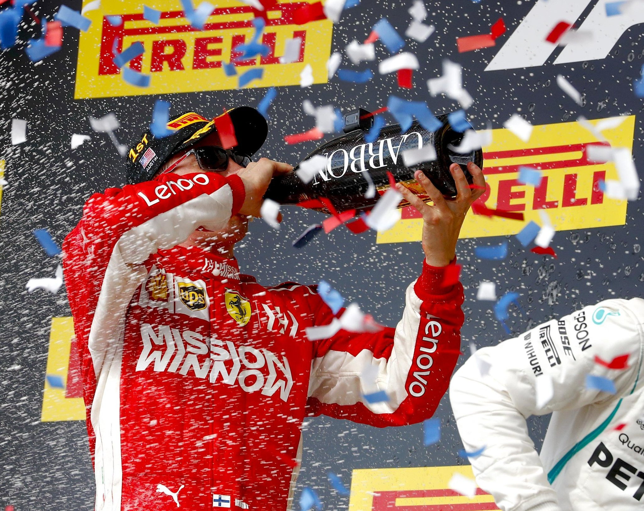Happy 40th birthday Kimi Raikkonen...   Hope the bubbles are freely flowing for you today