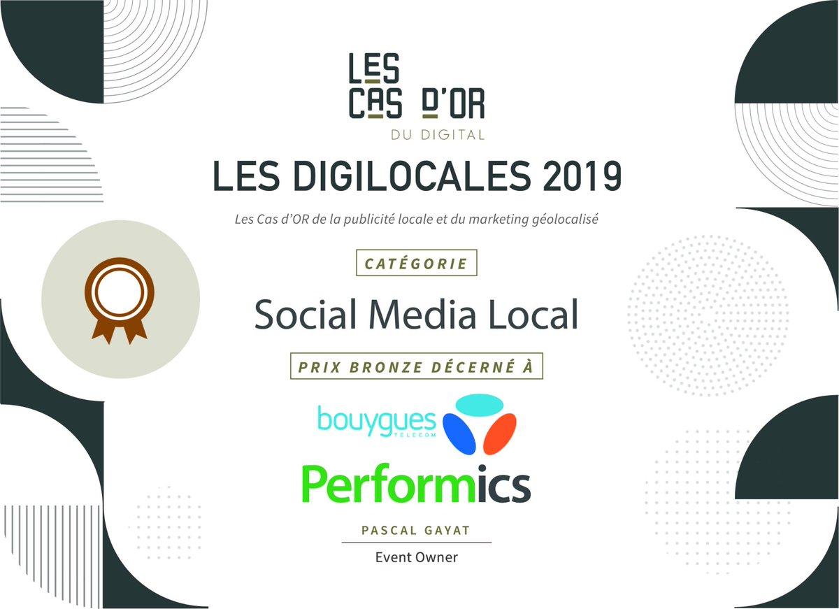 test Twitter Media - Nous aussi on gagne des prix hein @MarcelAgency, y a pas que @Strategies dans la vie😉🤣 @PerformicsFr et @bouyguestelecom remportent le🥉 dans la catégorie #Social #Local des #DIGILOCALES2019 https://t.co/XrKg29icE3