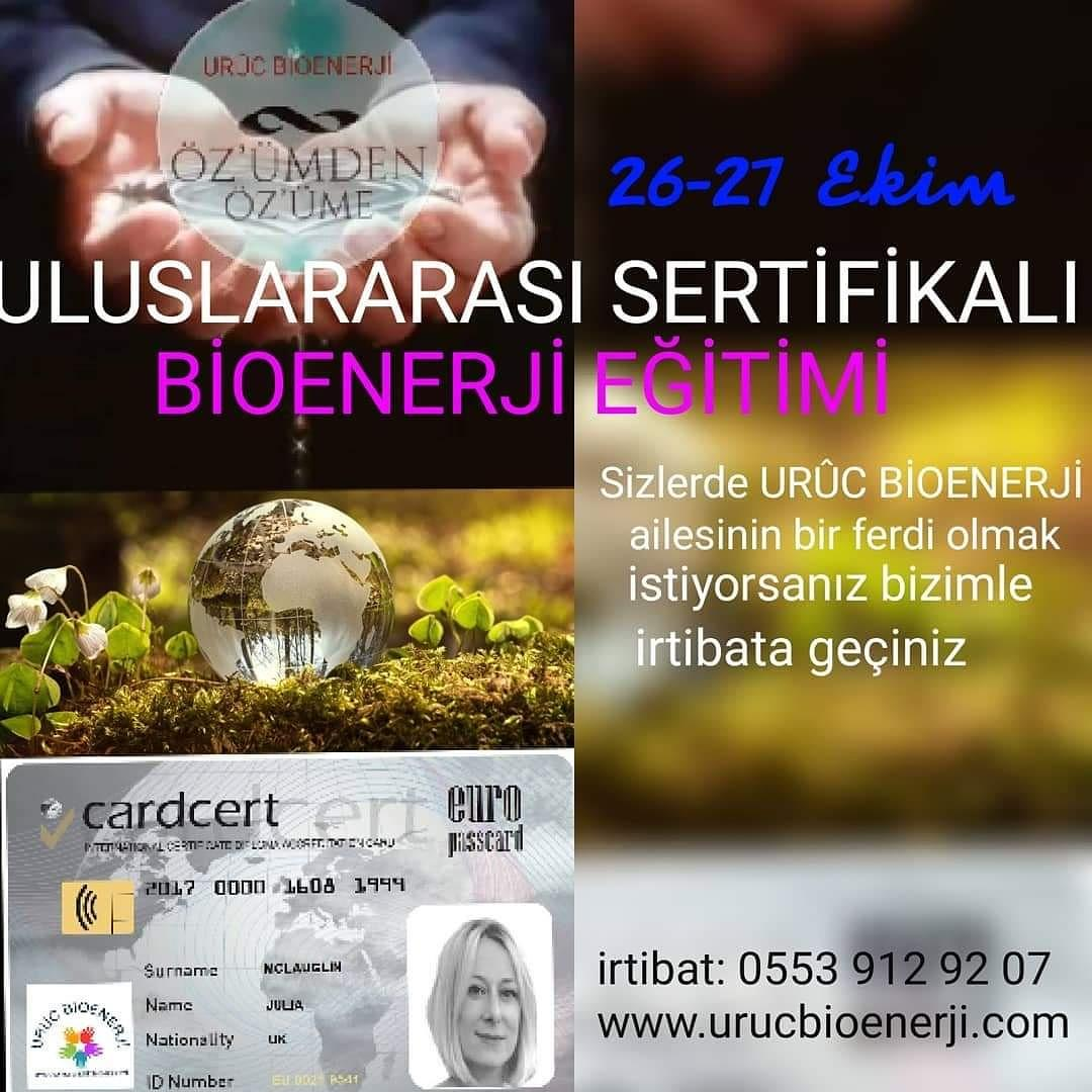 #bioenerji #urucbioenerji  #ankarabioenerji #bioenerjieğitimi