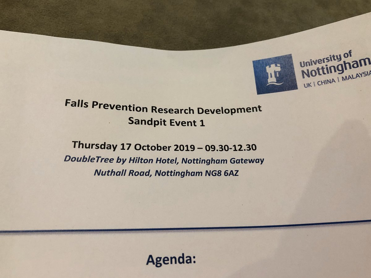test Twitter Media - Exciting morning ahead to generate research ideas by consensus with @liz__orton @UniofNottingham following on from #PHISICAL #FaME public health focus @PHE_uk @ActiveScotGov @Ageing_Better https://t.co/dVovAagQ48