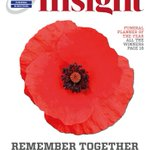 Image for the Tweet beginning: October's SAIFInsight is on its