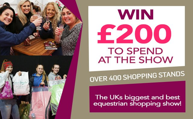 Don't forget to book tickets by midnight TOMORROW (18th Oct) to be in with the chance of winning £200 cash to spend at the show! Everyone who has booked tickets by then will automatically be entered and the winner will be selected at random! Good luck 🍀 https://t.co/vKX0Fyx90h https://t.co/CHjyZ7KVdv