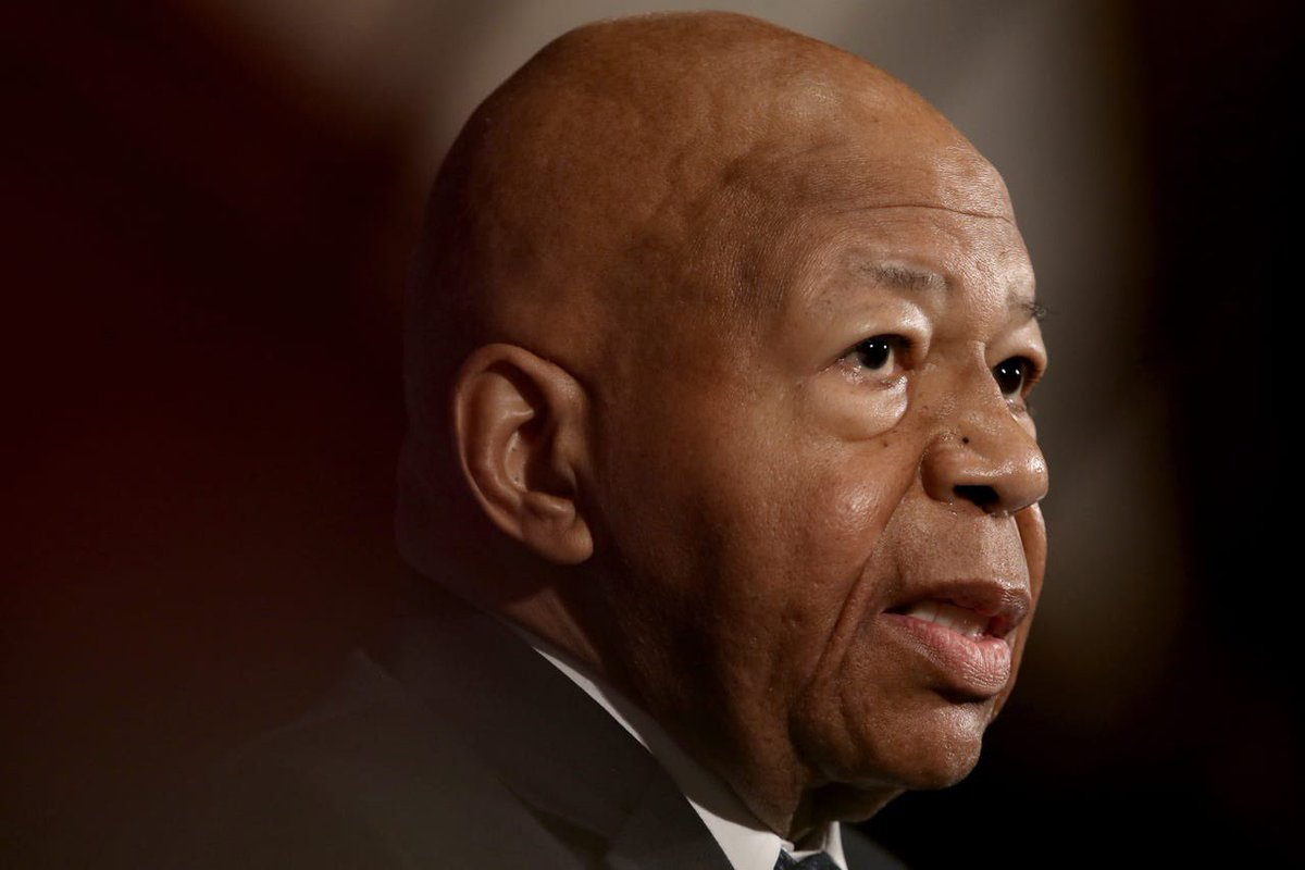 We join in mourning the loss of Representative #ElijahCummings who stood strong as an advocate of racial and health justice. He will be missed.