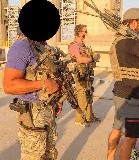 FS françaises en Syrie