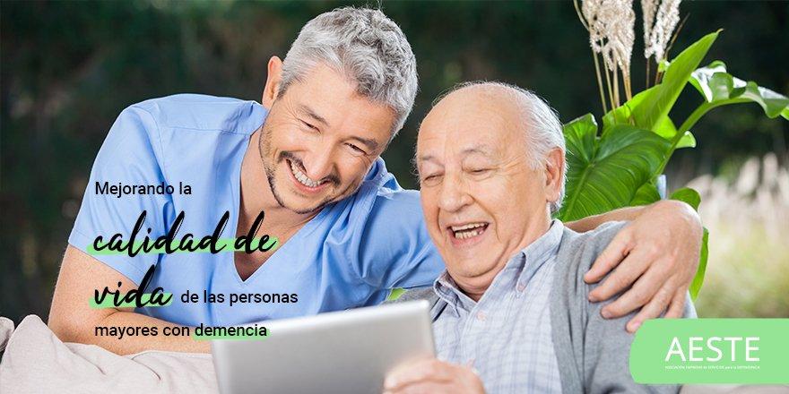 test Twitter Media - 🤲Creemos que los cuidados de #PersonasMayores con #demencia avanzada deben ir más allá, creemos que la gestión optimizada del entorno residencial es importante para mejorar la calidad de vida de estas personas, la de sus familias y la de los profesionales que los atiende. ¿Y tú? https://t.co/H3fVcVLFdR