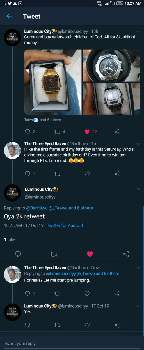 Guys, for the first time, Im getting a challenge off twitter. Please help me to make this possible. I need 2k RTs before Saturday for a birthday gift. It wont take more than 2secs for you to RT. Please help me.