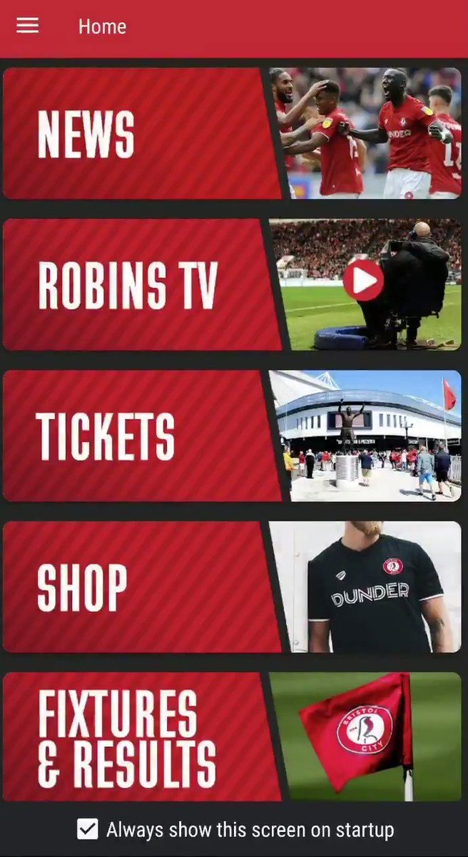 Downloaded the 🆕 #BristolCity app? 📲 Heres how it works. 🤳 📪 Download now and get all the latest news right away! 👉 IOS: apple.co/33HZziX 👉 Google: bit.ly/35GlkBz