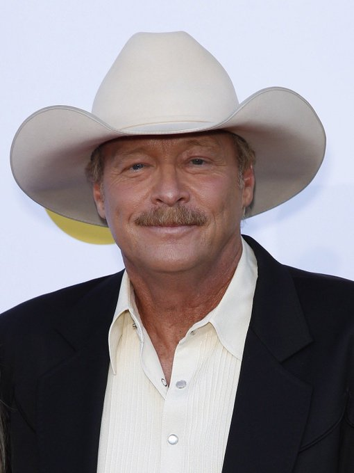 Happy 61st Birthday Alan Jackson